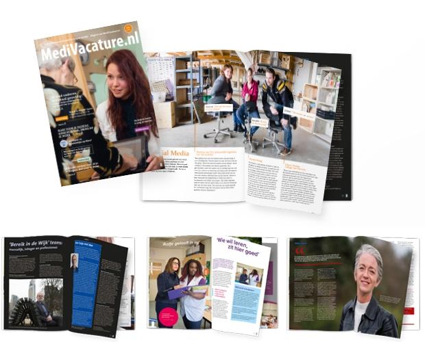 MediVacature magazine