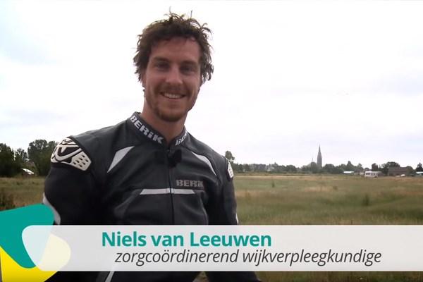 Wijkverpleegkundige Niels
