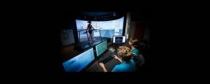 Virtual Reality lab / Test je balans
