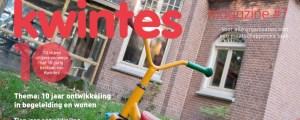 Kwintes magazine: 10 jaar ontwikkeling in begeleiding en wonen