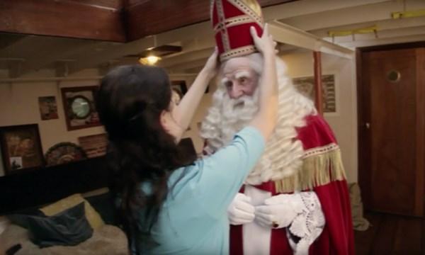 Sinterklaas kan ook wel wat extra hulp gebruiken